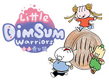 Little Dim Sum Warriors 小小点心侠
